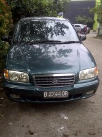 Jual hyundai trajet manual
