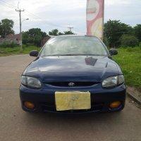 Jual Hyundai Accent GLS tahun 2000