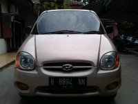 Jual Hyundai Atoz 1.0 Glx Manual Th.2003