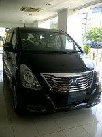 "MOBIL ELITE HARGA IRIT  "" HYUNDAI H-1 "" (2.5) ROYALE CRDI (Hyundai black 01.jpg)"