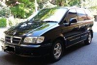 Jual Hyundai Trajet th 2007 CCVT matic sangat mulus low dp