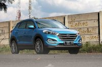 Jual hyundai Tucson AT 2016