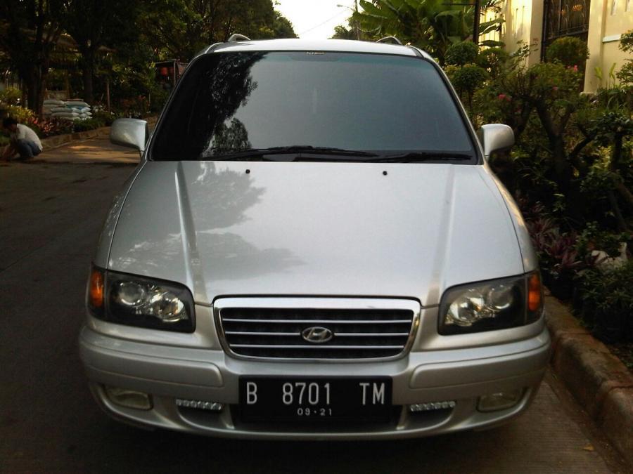 Hyundai Trajet Gls Manual Th2001 7 Seat