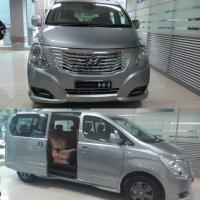 Jual Hyundai H-1: H1 Elegance Next Gasoline