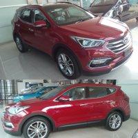 Jual Hyundai Santa Fe: SantaFe CRDI VGT A/T