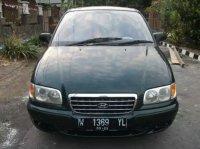 Hyundai trajet GL 8 2003 sangat terawat & mewah