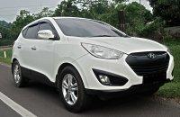 Jual mobil bagus keren Hyundai Tucson 2011