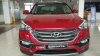 Jual Santa Fe: New Hyundai santafe 2018