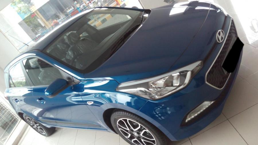 Hyundai i20 GL 1.4 mobil eropa - MobilBekas.com