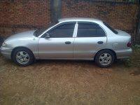 Bimantara Cakra: dijual mobil hyundai thn'97 matic,warna silver metalic