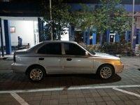 Jual Hyundai Accent 2007 (Silver)
