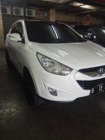 Jual Hyundai Tucson XG 2013 putih 2.0 matic