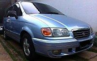 Jual Hyundai Trajet Matic 03 Muluss dp murah meriah