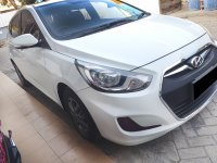 Jual Hyundai Grand Avega Matic Pemakaian 2014 KM 28 Rb Seperti Baru