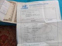 Jual Accent: hyundai acent gls th2006 asli pribadi dari baru