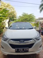 Jual HYUNDAI TUCSON XG 2012 Panoramic Sunroof