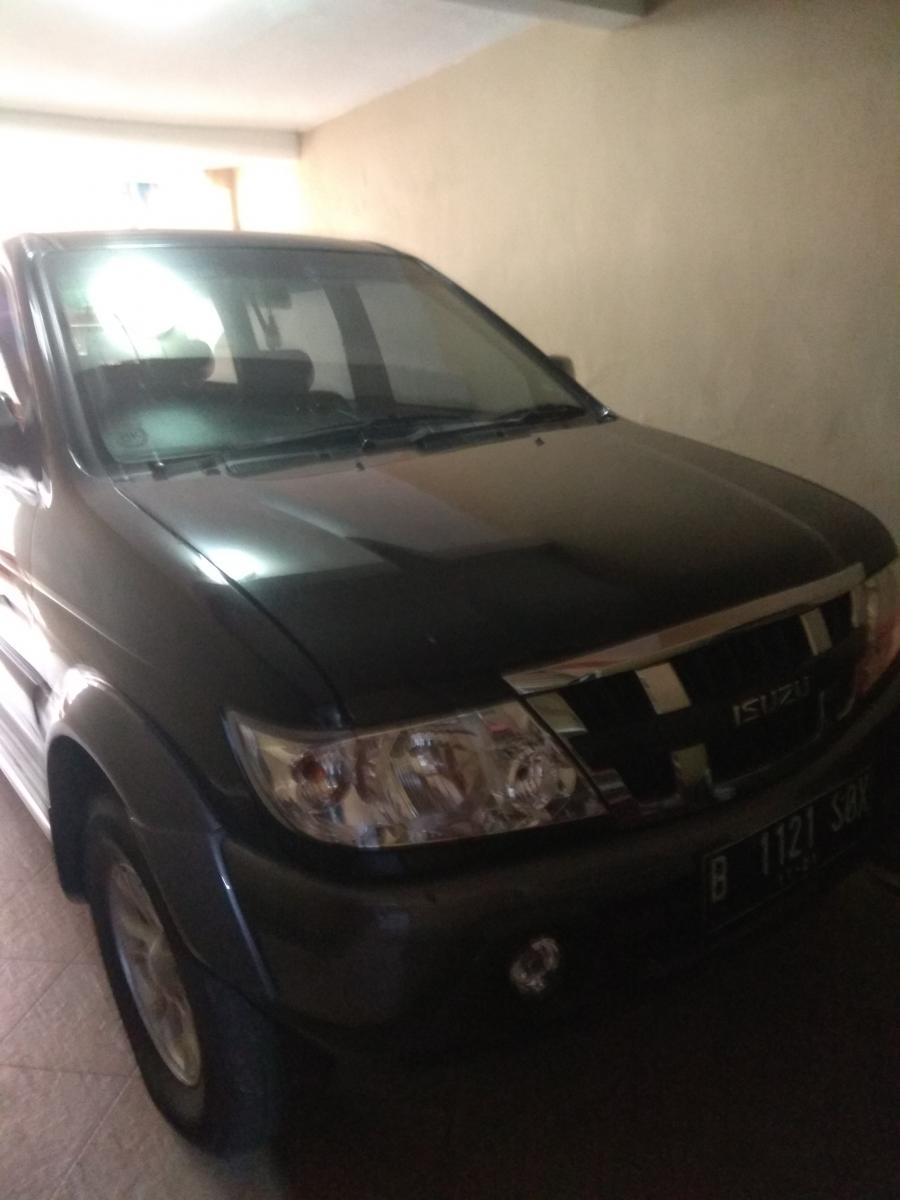 Dijual Mobil Isuzu Panther Lv Turbo Adventure 2011