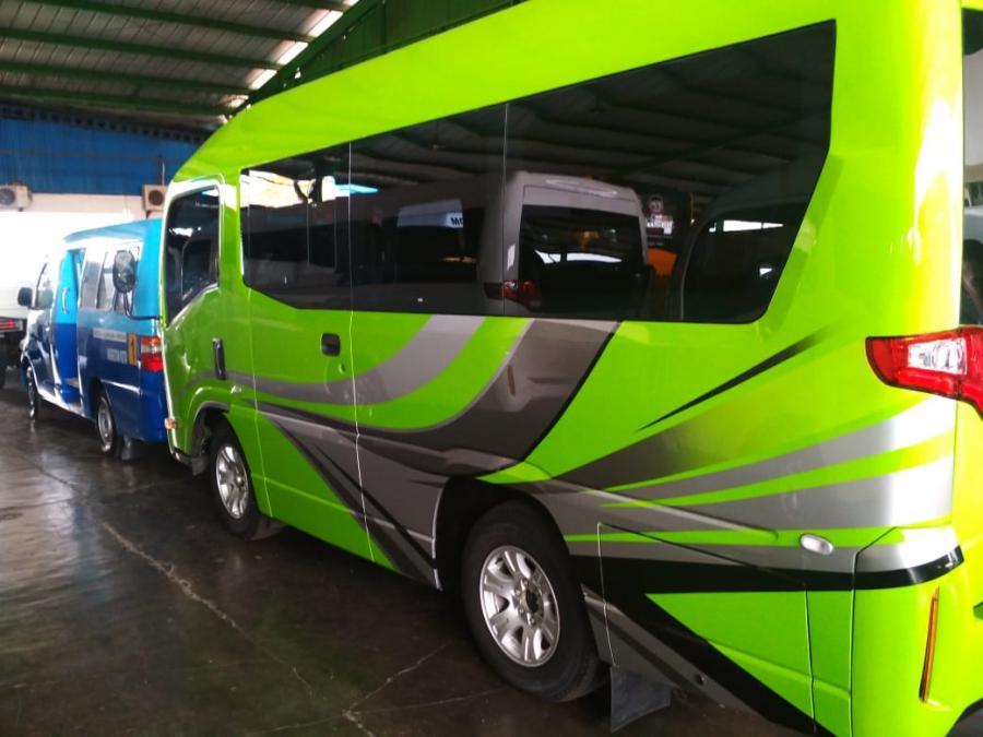 Isuzu Elf NLR Microbus 16 Seat New Armada ( Area Jakarta