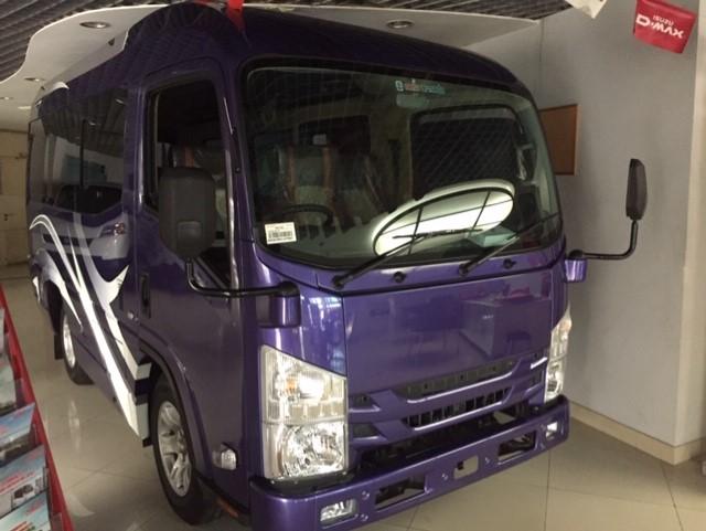 Isuzu Elf NLR Microbus Deluxe 16 Kursi Tahun 2018 (Area