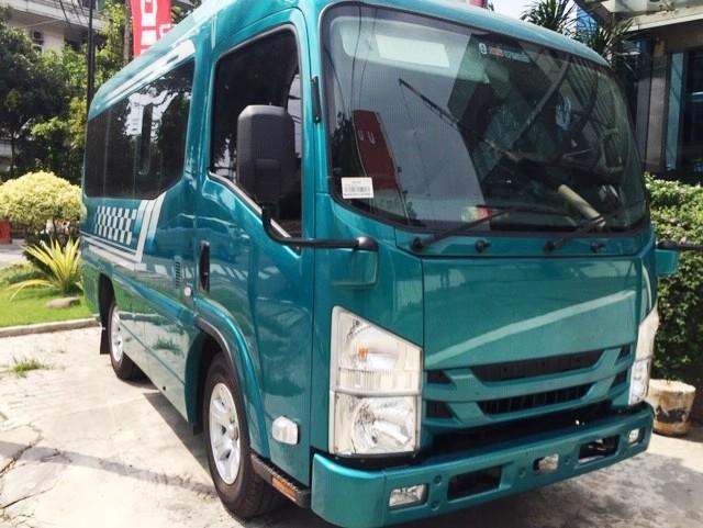 Isuzu Elf NLR Microbus 16 Kursi Tahun 2018 ( Area Jakarta Only