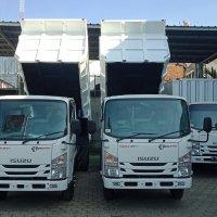 Jual Dump Truck: Isuzu sudah ramah lingkungan