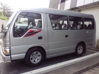 Jual Isuzu Elf Microbus 16 Kursi Silver Th 2017 ( Ac Blower )