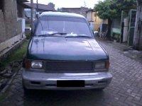Dijual Mobil Isuzu Panther warna Hijau Tahun 1993