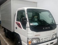 New Isuzu ELF 4 roda