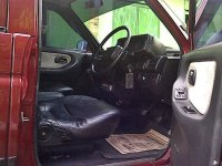 Jual Isuzu Panther Hi-grade th 1995 warna merah