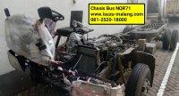Jual Isuzu Elf: Chasis Bus NQR71 tahun 2017