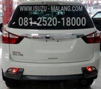 Jual SUV: New Isuzu MU-X malang