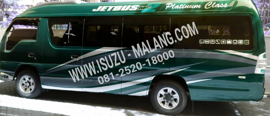 ELF Mikrobus Long 2017 Malang Pasuruan Probolinggo ...