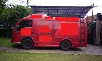 Jual Isuzu Panther: Truck FoodTruck Full Kitchen Set