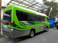Isuzu Elf Minibus Long 20 Seat Deluxe Th.2020 ( Mobil Baru )