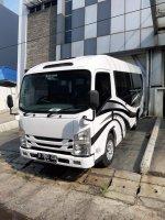 Elf: Isuzu Nlr Microbus Long Executive 20 Kursi Tahun 2020 ( Mobil Baru )