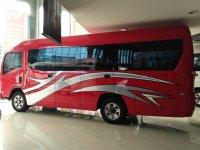 Isuzu Elf NLR Microbus Long Executive Tahun 2020 ( Unit Baru ) (Elf merah-4.jpg)