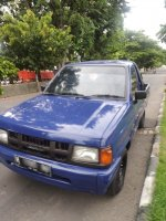 Isuzu: Dijual Panther 2,5 non Turbo Pickup 2005 Warna Biru