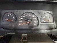 Isuzu: Dijual Panther 2,5 non Turbo Pickup 2005 Warna Biru (spidometer.jpg)