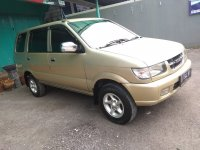 Jual Isuzu Panther LV Manual 2.5 cc Thn 2004 gold metalik