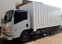 Elf: Isuzu NMR 71 Truck 6 Ban CDD Tahun 2019 ( Mobil Baru / Stock Lama )