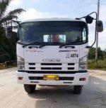 Jual Isuzu Giga FVZ34T 285ps 6x4 Foco Truk/Truck Crane 5 Ton - 2016