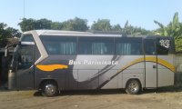 Isuzu N series: Dijual Mobil Bus Pariwisata, Kondisi Terawat Baik     .Surat-2 lengkap