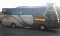 Isuzu N series: Dijual Mobil Bus Pariwisata, Kondisi Terawat Baik     .Surat-2 lengkap (Bus 1.jpeg)