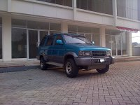 Isuzu: Di Jual Mobil Izusu Panther 2300cc