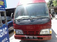 Jual Isuzu ELF 2.8cc turbo diesel 2011 manual spek food truck