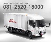 Dijual truk Isuzu ELF 6 ban type ELF NMR71 area Malang Pasuruan