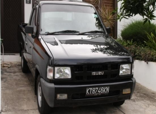Isuzu Panther Pick Up Ld Cash Credit Mobilbekas Com