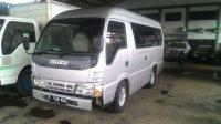 Jual Isuzu Elf Microbus 4 Ban 100 PS Tahun 2012 AC Ducting Reclening Seat