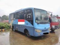 Jual Isuzu Elf Microbus 6 Ban 120 PS Tahun 2007 AC Ducting Ex Karyawan