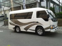 Isuzu ELF Microbus 16 Bangku Istimewa